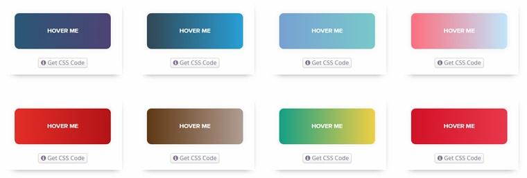 استفاده از گرادیان رنگ در طراحی سایت