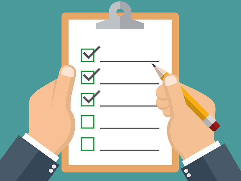 چک لیست تهیه یک برنامه ASP.NET،در طراحی سایت