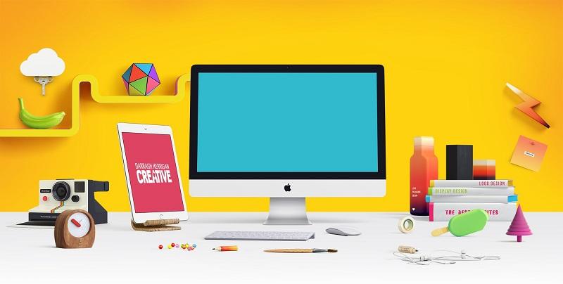خلق ایده های شما با طراحی سایت ویرا
