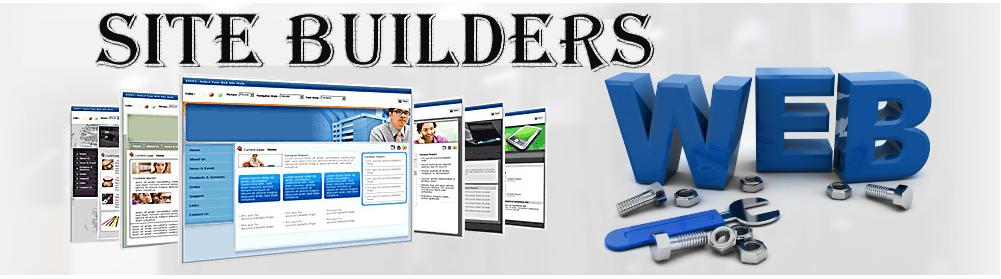 site builders